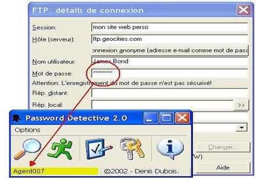 Password Detective
