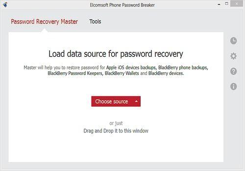 Elcomsoft Phone Breaker 8.21