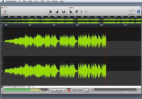 Sound Studio pour Mac