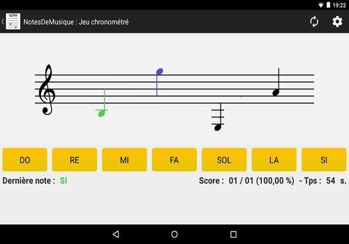 NotesDeMusique