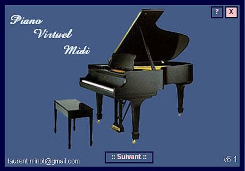 Du guide-chant au piano virtuel. Le 19e siècle a vu fleurir un grand nombre d'harmoniums à anches libres dans les églises puis les écoles et autres établissements.