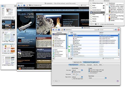 Omniweb mac