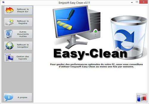 Nettoyage PC