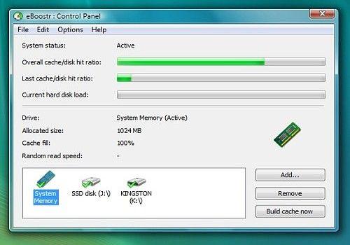 Downloaden eBoostr für Windows...