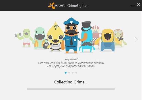 Avast Grime Fighter