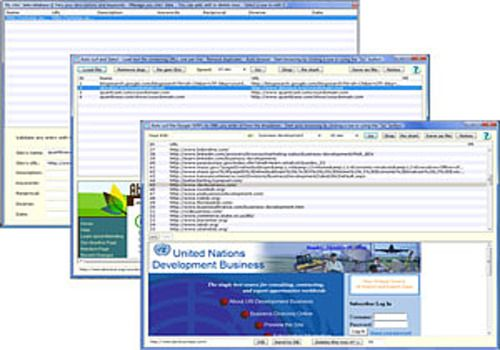 Internet marketing software two
