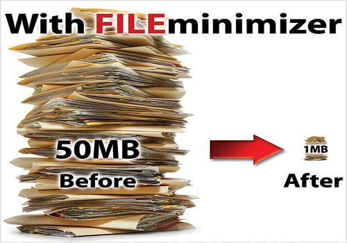 Minimizer pdf file