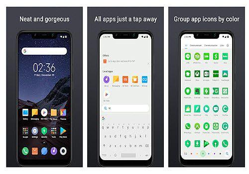 Poco Launcher Android