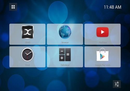 Simple TV Launcher Android