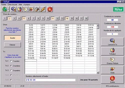 logiciel triturf gratuit