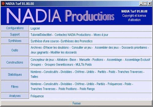Nadia TURF