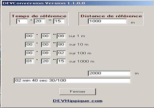DEVConversion