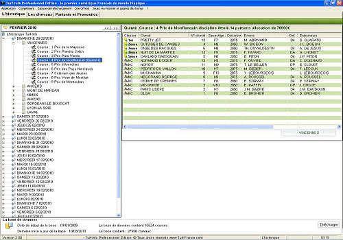 Turf-Info Professionnel Edition