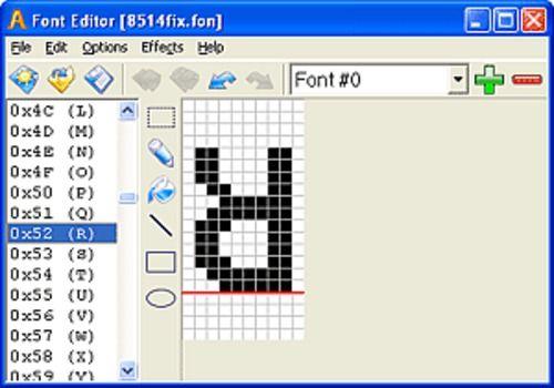 Sib Font Editor