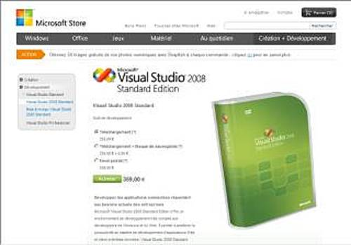 Visual Studio 2013 Standard