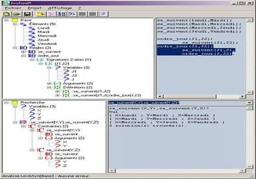 ProFond pour Linux