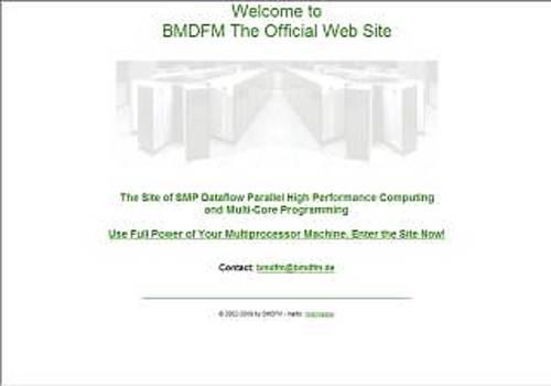 BMDFM pour Linux