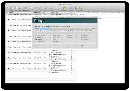 Intego Identity Scrubber 2013 pour Mac