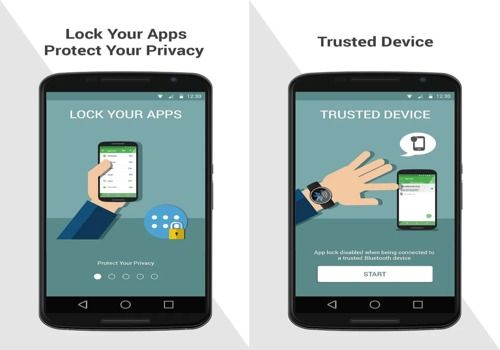 Comodo App Lock Android