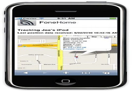 FoneHome pour Android