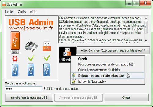 USB-Administrator