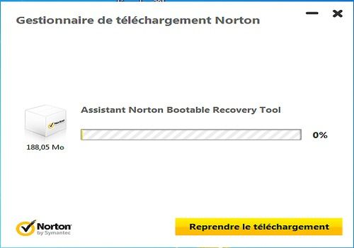 t l charger norton bootable recovery tool pour windows freeware. Black Bedroom Furniture Sets. Home Design Ideas