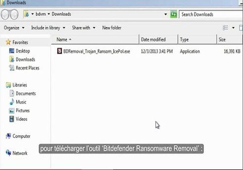 Bitdefender Ransomware Removal