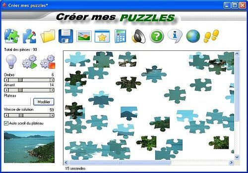 Creer mes puzzles