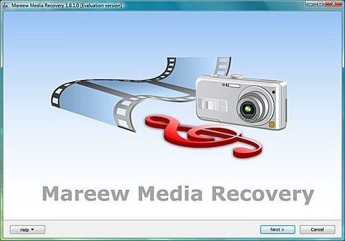 Mareew Media Recovery