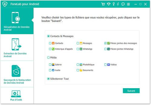 Aiseesoft FoneLab pour Android