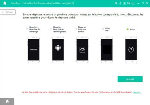 fonepaw récupération de données android gratuit