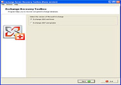 T l charger exchange server recovery toolbox pour windows - Telecharger console de recuperation windows 7 ...