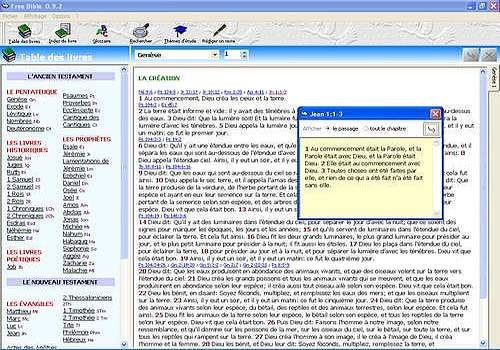 bible louis segond gratuit pour windows 8