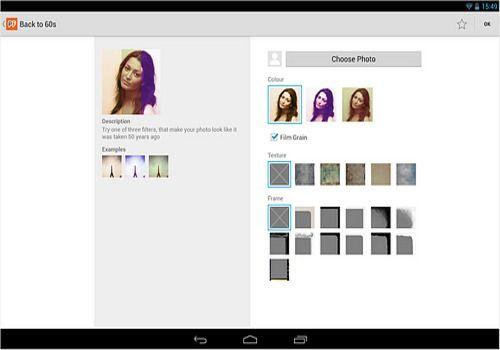 PhotoFunia Android