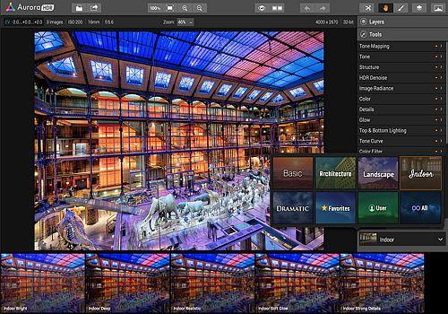 Aurora HDR pour Mac