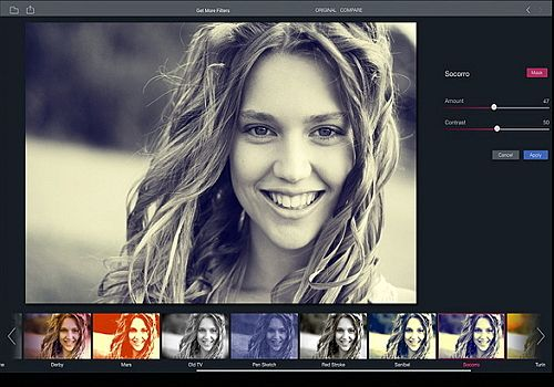 Filters for Photos pour Mac