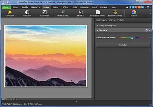 PhotoPad - Éditeur d'images pour Mac (v.3.23)