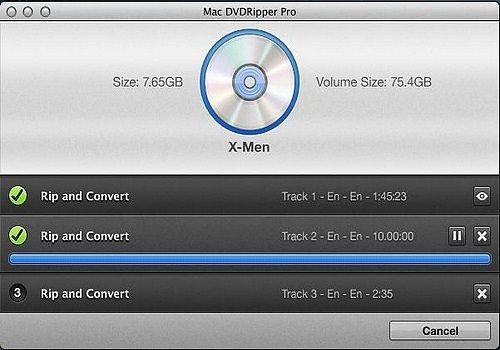 Mac DVDRipper Pro pour Mac