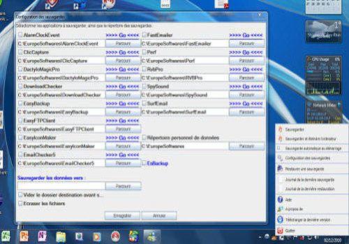 EsBackup pour Linux