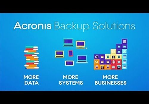 Acronis Backup Advanced pour Linux