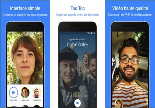 Google Duo - iOS