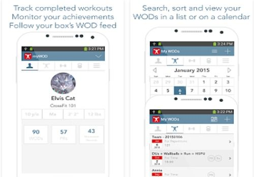 myWOD Android