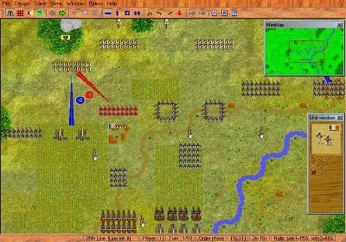 Field of Strategy