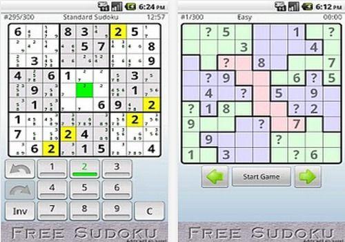 Sudoku pour imprimer gratuitement des puzzles de sudoku.