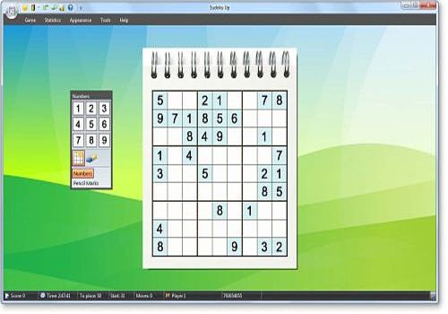 Sudoku Up 2012