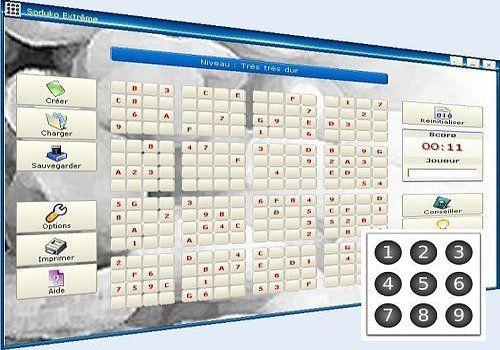 Sudoku Entreme