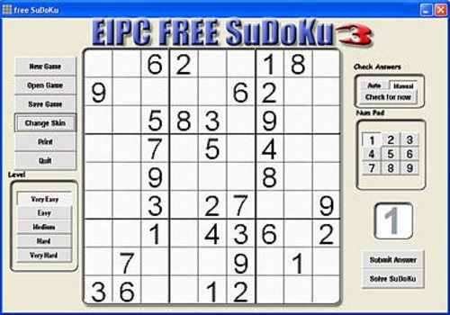 soduko free