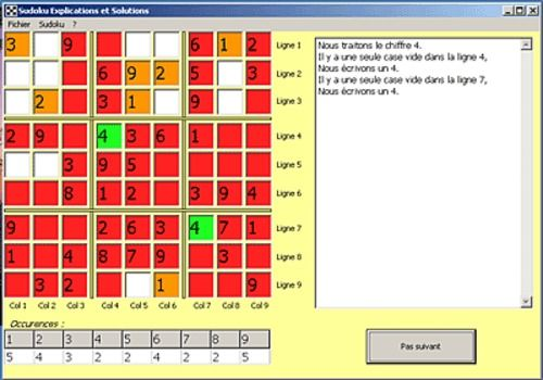 Sudoku Explications et Solutions