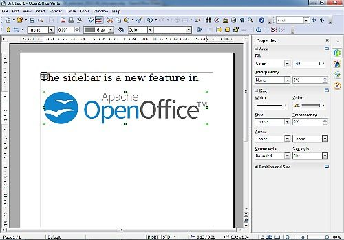 Open office - Telecharger open office 4 1 1 gratuit ...