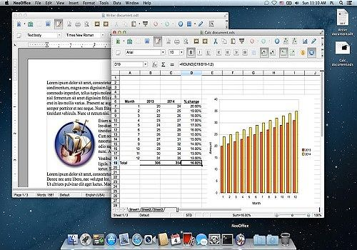 NeoOffice pour Mac